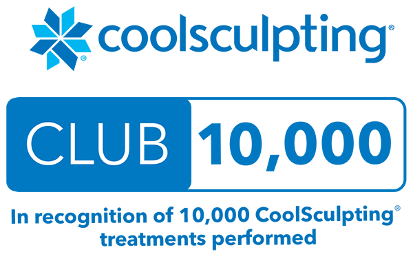 CoolSculpting 10,000 Club